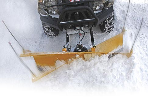 Arctic Cat Atv Warn Provantage Plow Accessories