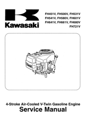 kawasaki small engine service manuals rh psep biz Kawasaki KX250F Service Manual Kawasaki Engine Parts