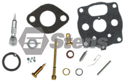 Briggs /& Stratton Carburettor Overhaul Kit p//n 792383 Carburetor Walbro