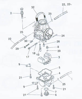 kazuma wiring diagram with Keihin  K Carburetor Diagram on 50cc Atv Wiring Diagram also Taotao 110 Atv Wiring Diagram further Electrical Outlet Wiring Diagram Symbol additionally 150cc Go Kart Parts Diagram likewise Keihin  k Carburetor Diagram.