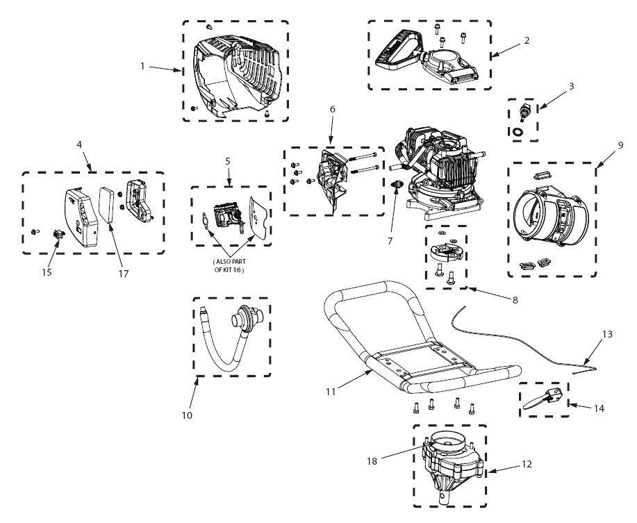 Eskimo HC40 Parts | Eskimo Propane Ice Auger | PSEP biz
