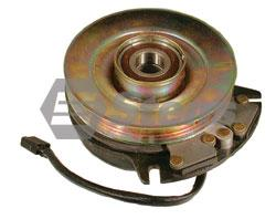 Hustler mower clutch parts