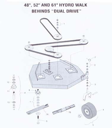 Ferris Mower Schematics - All Wiring Diagram